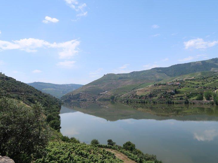 Reflexo no rio Douro © Viaje Comigo