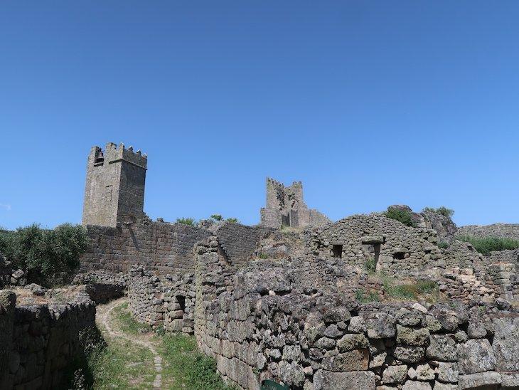Castelo de Marialva - Portugal © Viaje Comigo