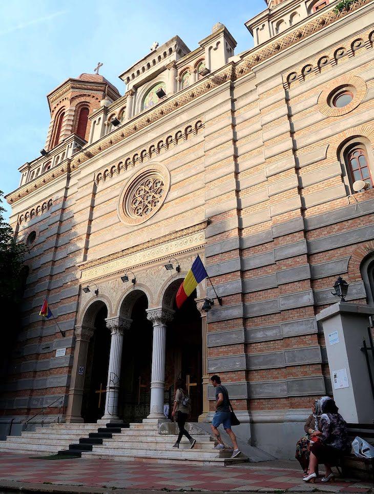 Catedral de S. Paulo e S. Pedro em Constança - Roménia © Viaje Comigo