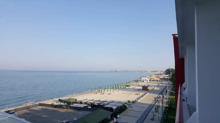 Zenith - Top Country Line - Conference & Spa Hotel - Mamaia - Roménia © Viaje Comigo
