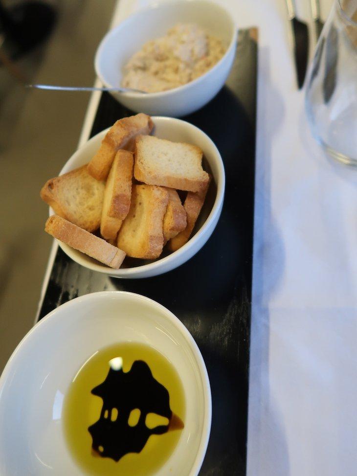 Jantar no Longroiva Hotel Rural & Termal Spa - Mêda - Portugal © Viaje Comigo