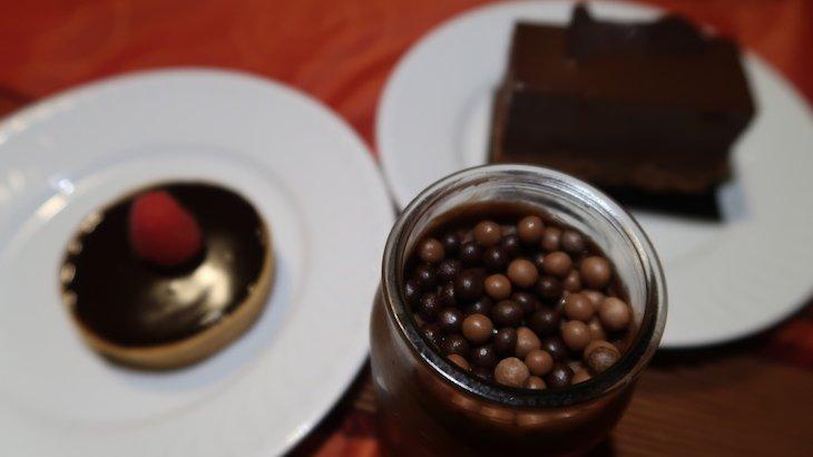 Mousse de chocolate - bbGourmet em casa © Viaje Comigo