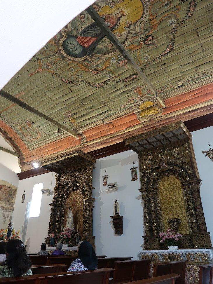 Igreja Matriz de Longroiva, Mêda, Portugal © Viaje Comigo