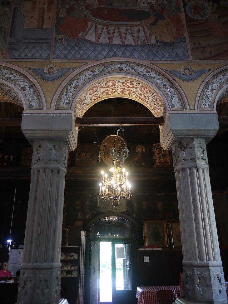 Igreja Kretzulescu ou Crețulescu - Bucareste - Roménia © Viaje Comigo