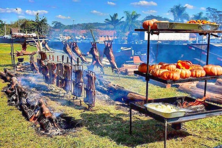 BBQ Brazilian Barbecue Festival - Direitos Reservados