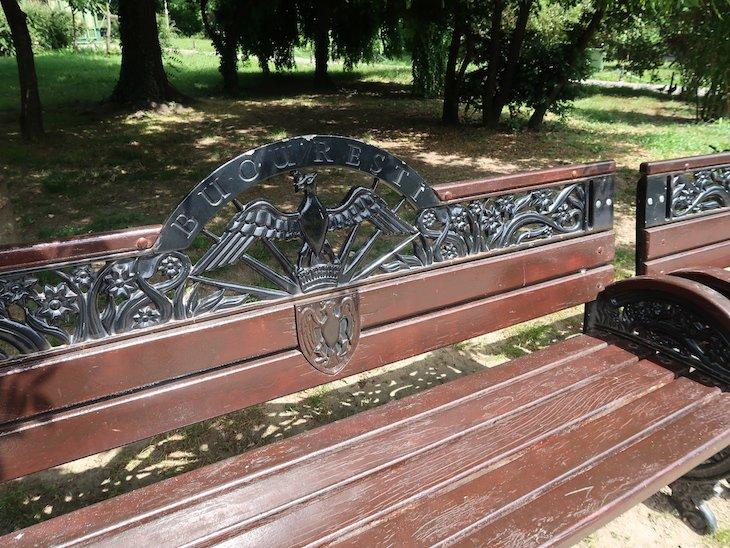 Jardins Cismigiu em Bucareste - Roménia © Viaje Comigo