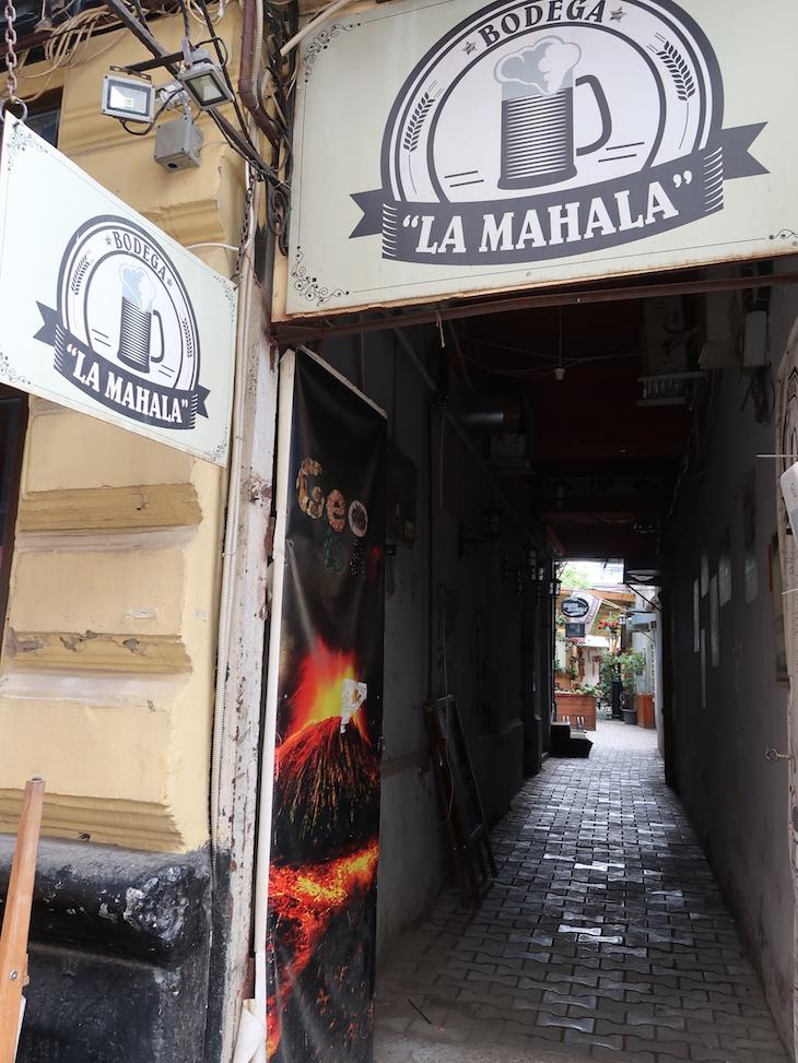 Bares escondidos nas ruelas de Bucareste - Roménia © Viaje Comigo