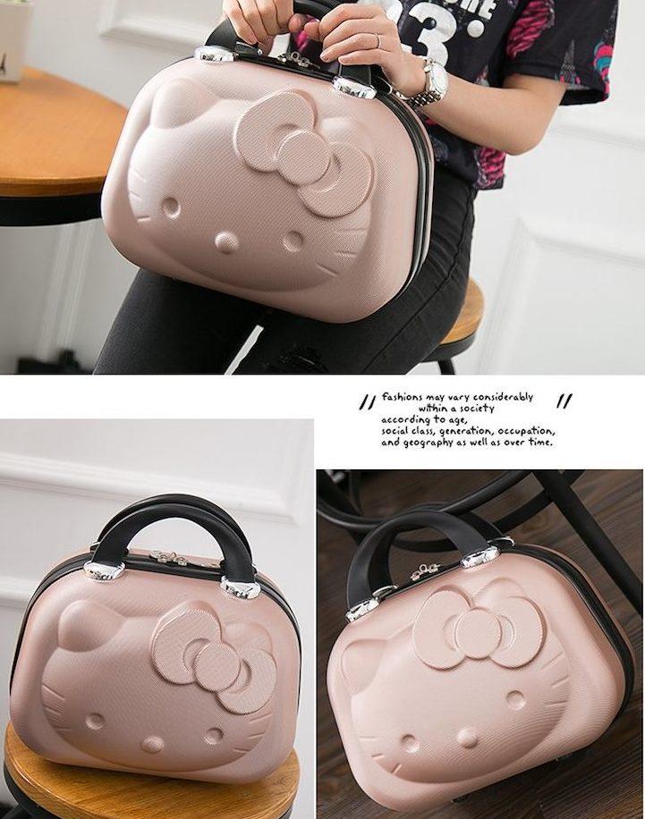 Bolsa Nécessaire Hello Kitty