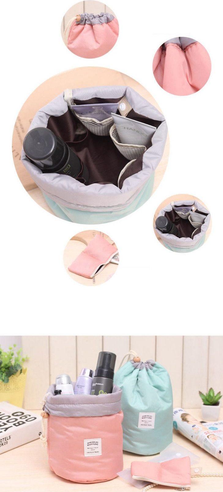 Esta bolsa é boa para os produtos ficarem sempre no interior, todos arrumados