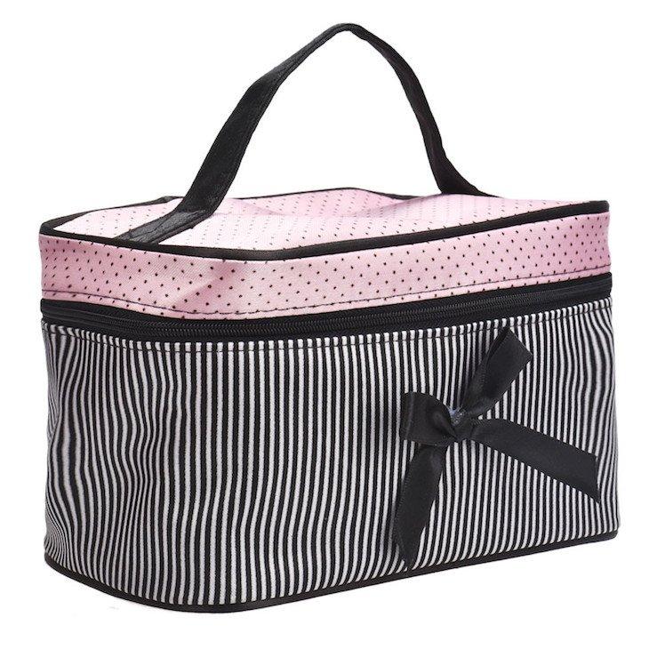 Bolsa de viagem para produtos de higiene e beleza