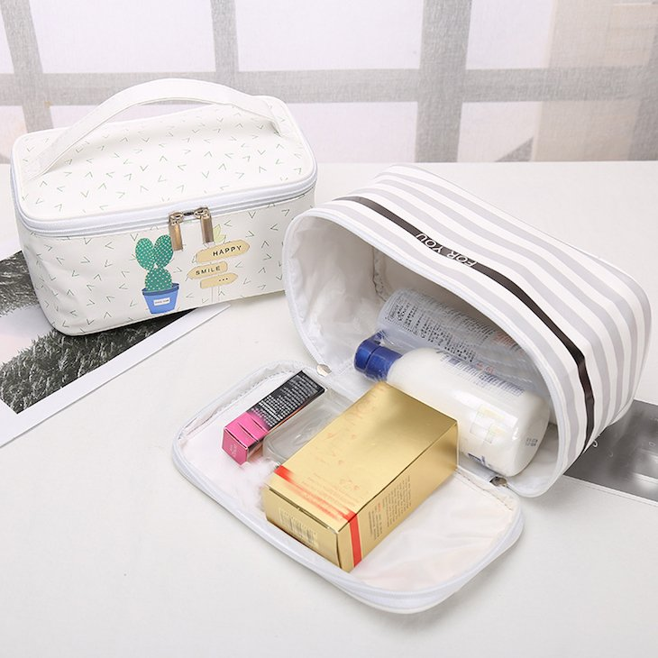 Bolsa para produtos de higiene