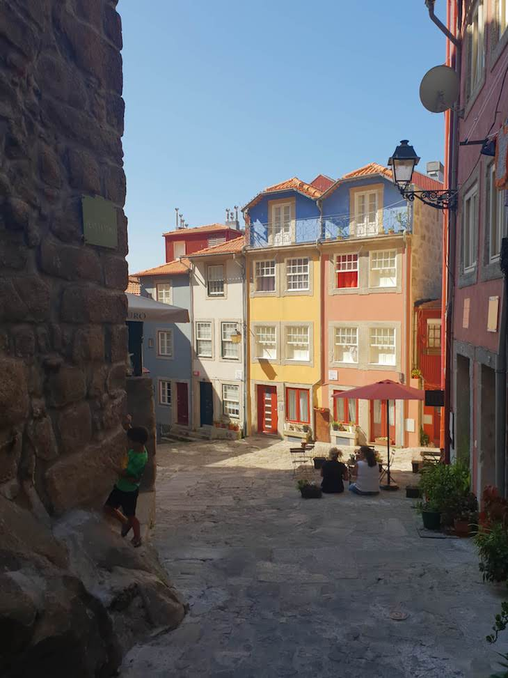 Bairro da Sé do Porto - Portugal © Viaje ComigoBairro da Sé do Porto - Portugal © Viaje Comigo