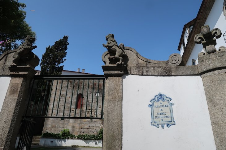 Museu Guerra Junqueiro - Porto - Portugal © Viaje Comigo