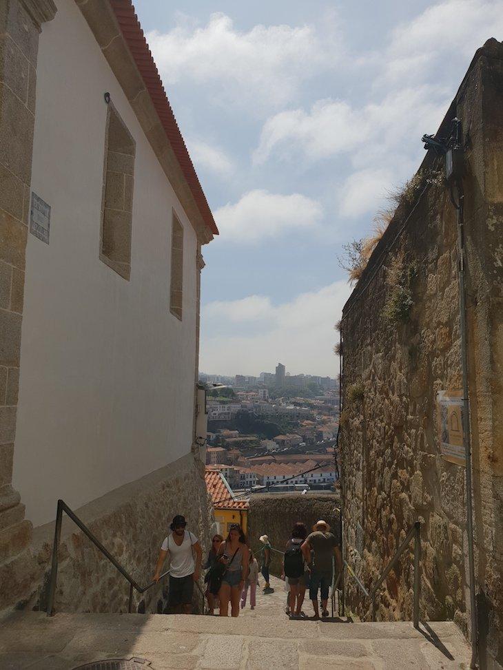 Escadas das Verdades - Porto - Portugal © Viaje Comigo
