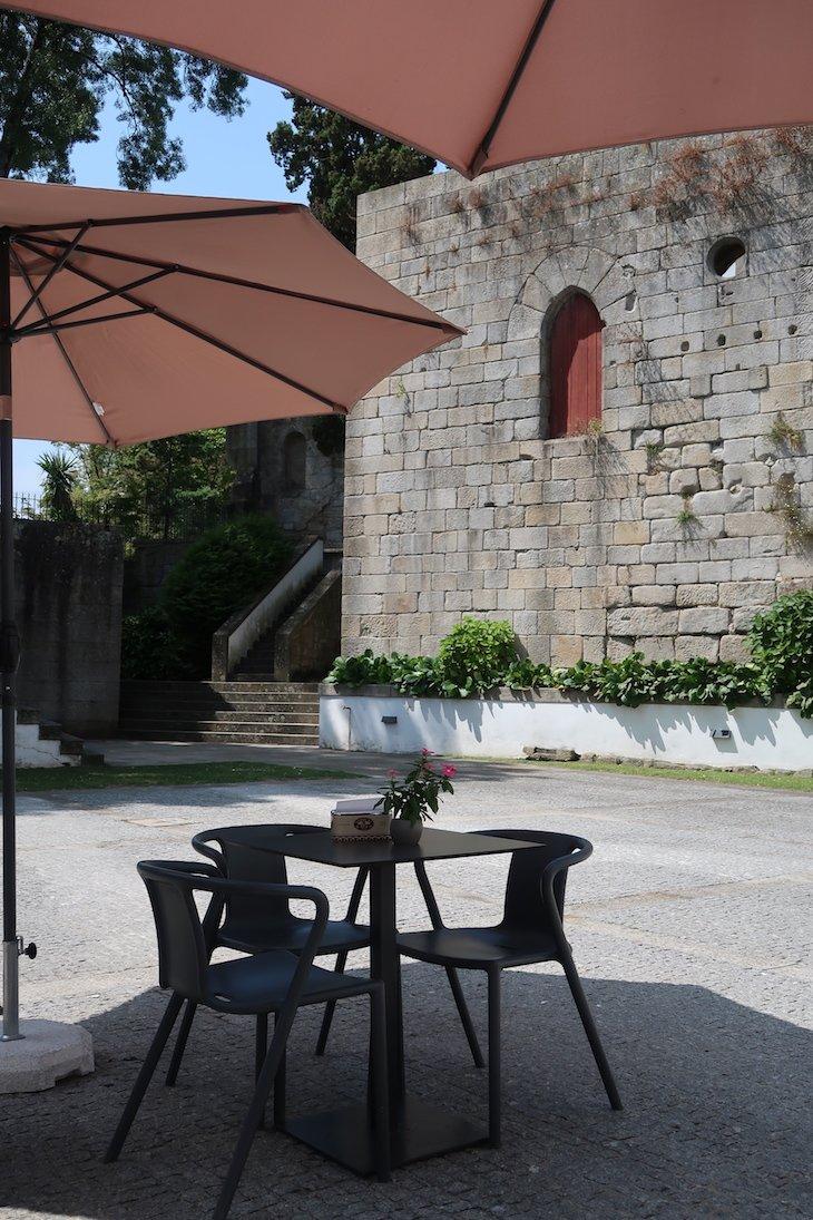 Esplanada do Museu Guerra Junqueiro - Porto - Portugal © Viaje Comigo