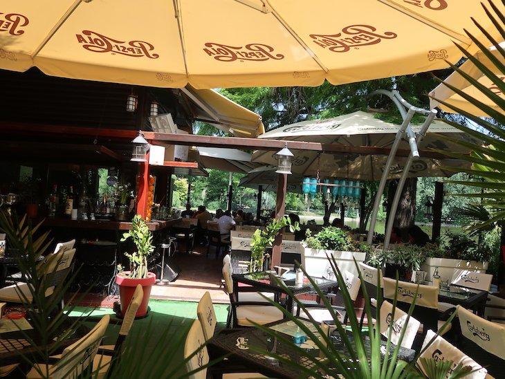Jardins Cismigiu - Bucareste - Roménia © Viaje Comigo