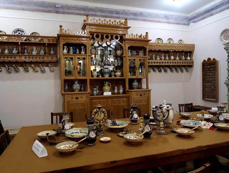 Museu de Arte Popular Nicolae Minovici - Bucareste - Roménia © Viaje Comigo