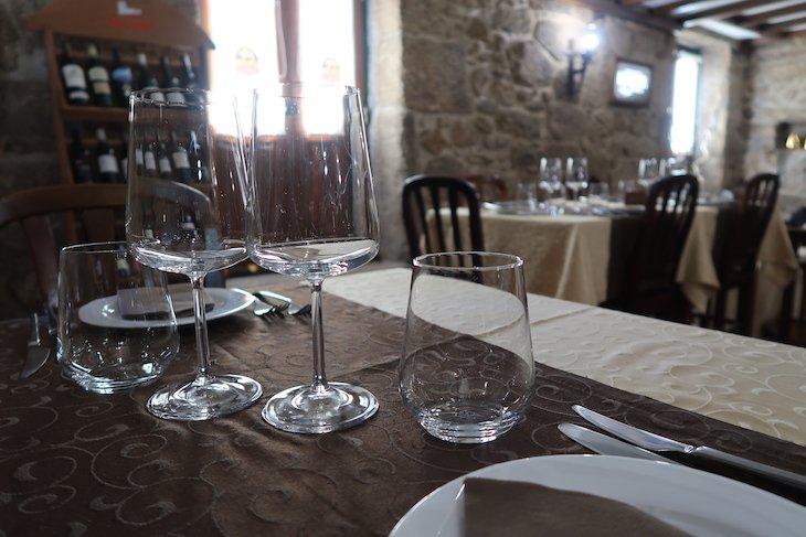 Restaurante Casa do Castelo, Belmonte, Portugal © Viaje Comigo
