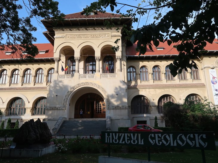 Museu Nacional de Geologia - Bucareste - Roménia © Viaje Comigo
