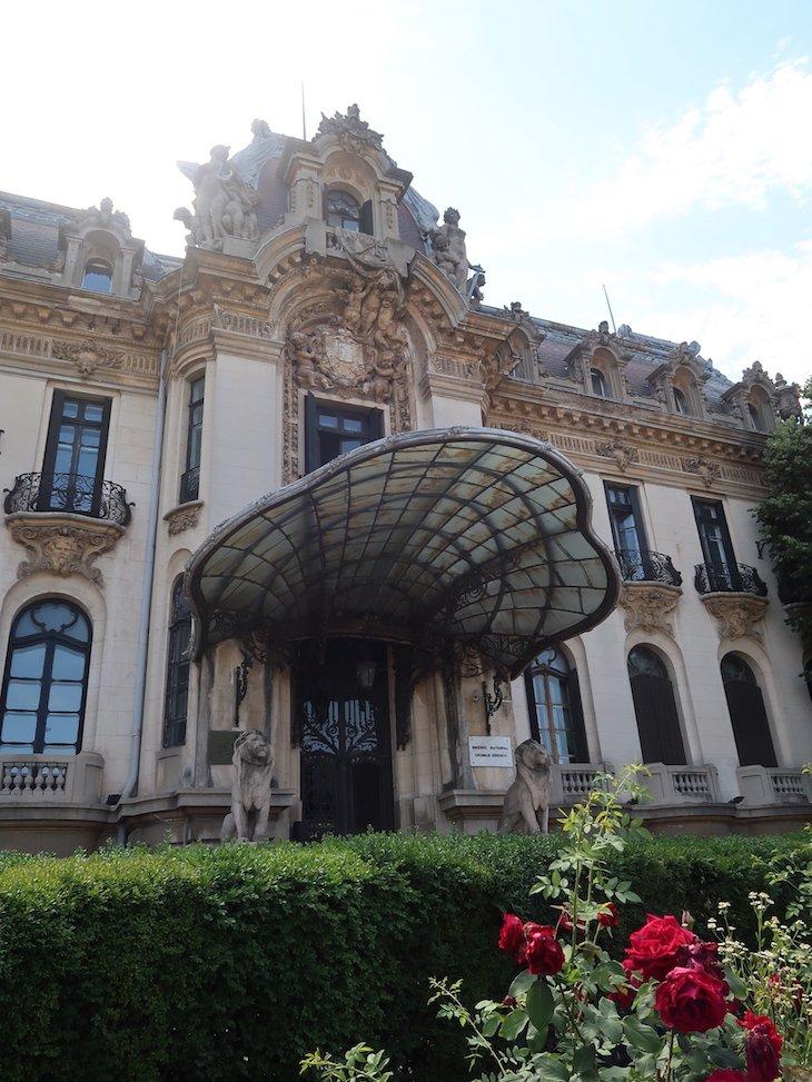 Casa Museu George Enescu - Bucareste - Roménia © Viaje Comigo