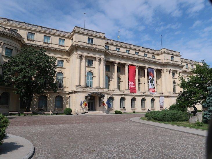 Museu Nacional de Arte, Bucareste - Roménia © Viaje Comigo