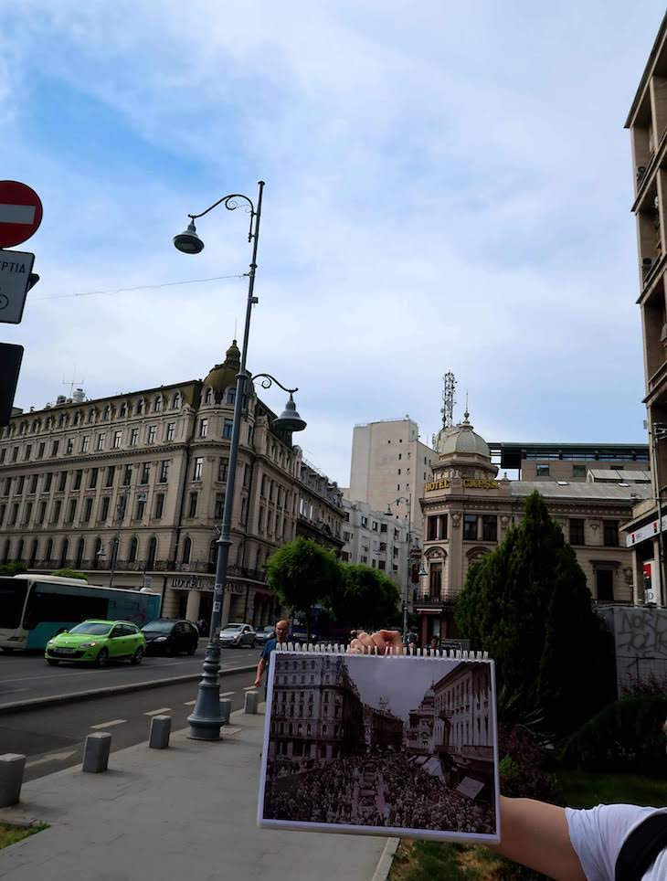 Free Walking Tour, Bucareste - Roménia © Viaje Comigo