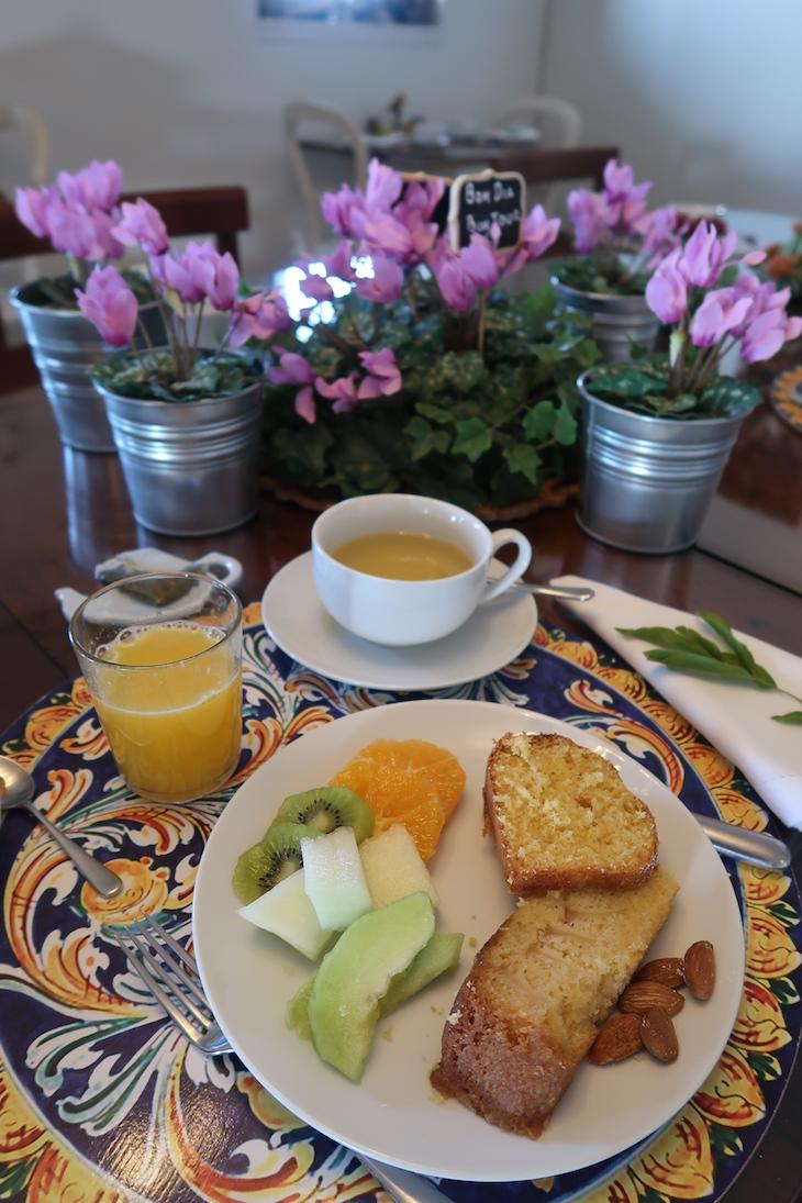 Pequeno-almoço na Casa da Cisterna - Castelo Rodrigo - Portugal © Viaje Comigo
