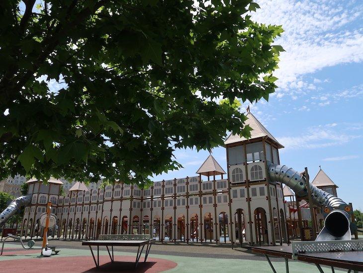 Parcul Izvor - Bucareste - Roménia © Viaje Comigo