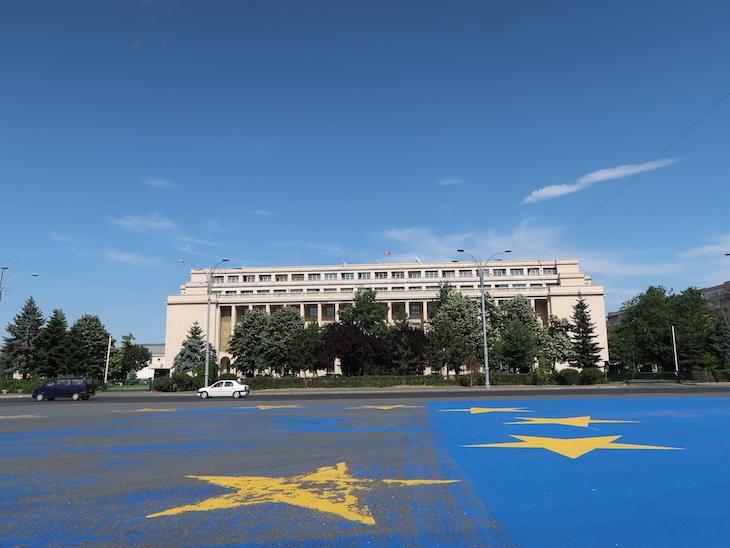 Parlamento de Bucareste - Romenia © Viaje Comigo