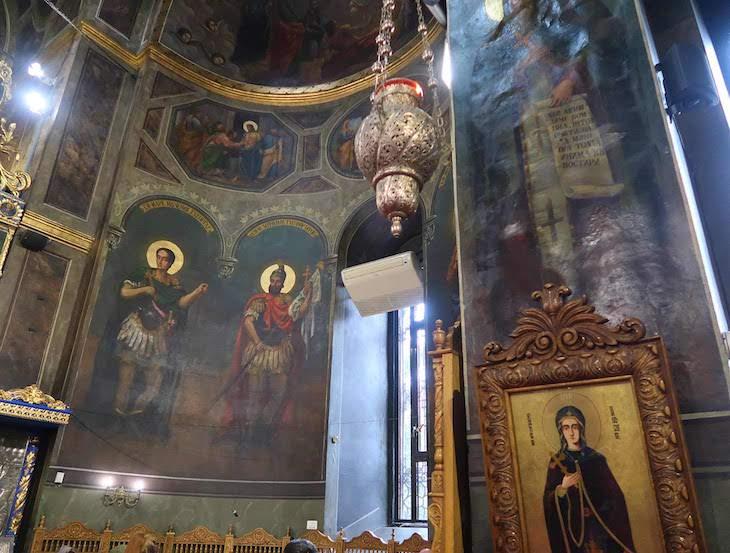 Igreja de Santo António (Biserica Sfantul Anton) - Bucareste - Roménia © Viaje Comigo