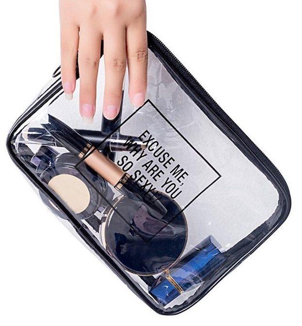 Bolsas de plástico para viagem