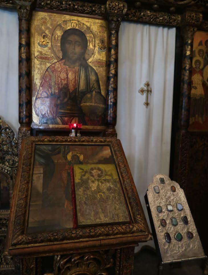Igreja e Mosteiro Stavropoleos - Bucareste - Roménia © Viaje Comigo