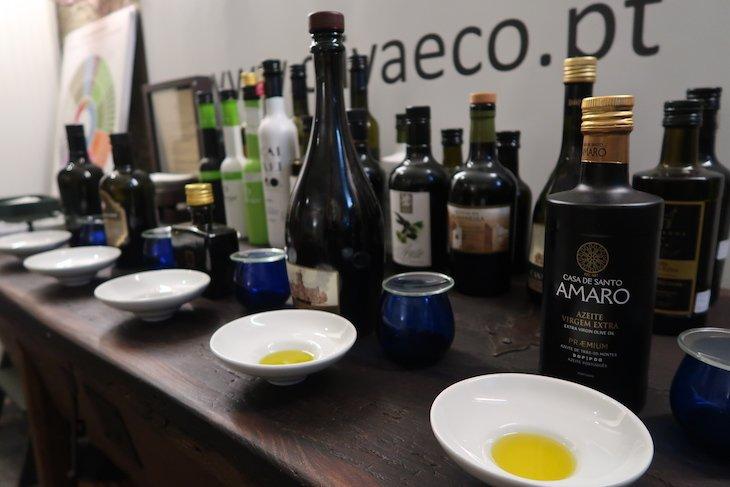 Provas de azeite - Porto - Portugal © Viaje Comigo