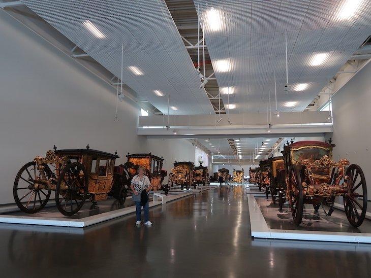 Museu Nacional dos Coches - Lisboa © Viaje Comigo