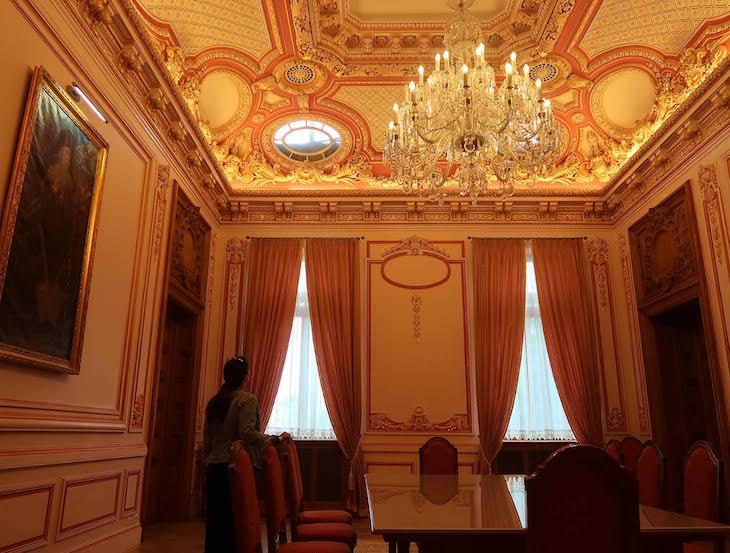 Palácio Patriarcal - Bucareste - Roménia © Viaje Comigo