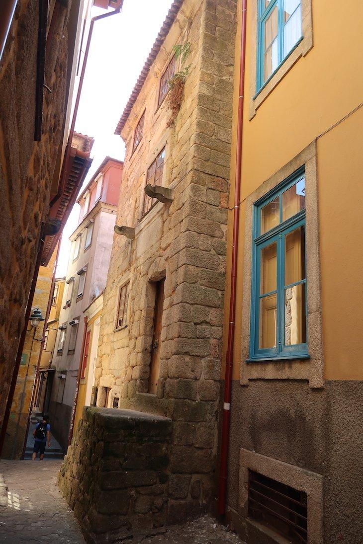 Torre da Rua de Baixo - Porto - Portugal © Viaje Comigo