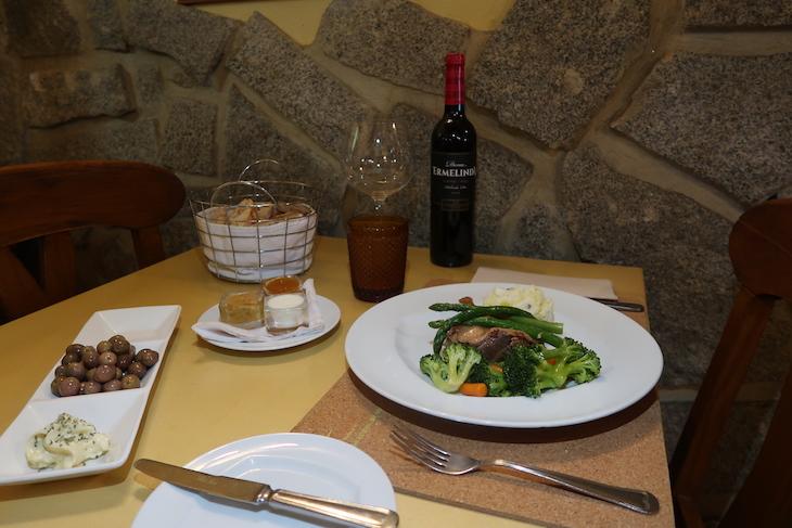 Restaurante Helana - Idanha-a-Nova © Viaje Comigo