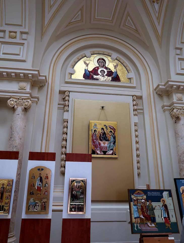 Topo Catedral Patriarcal - Bucareste - Roménia © Viaje Comigo
