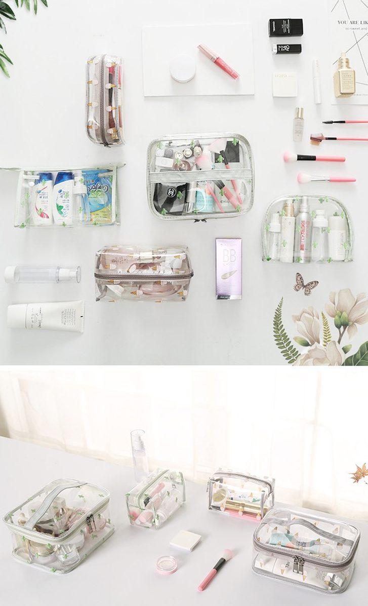 Bolsas transparentes de plástico