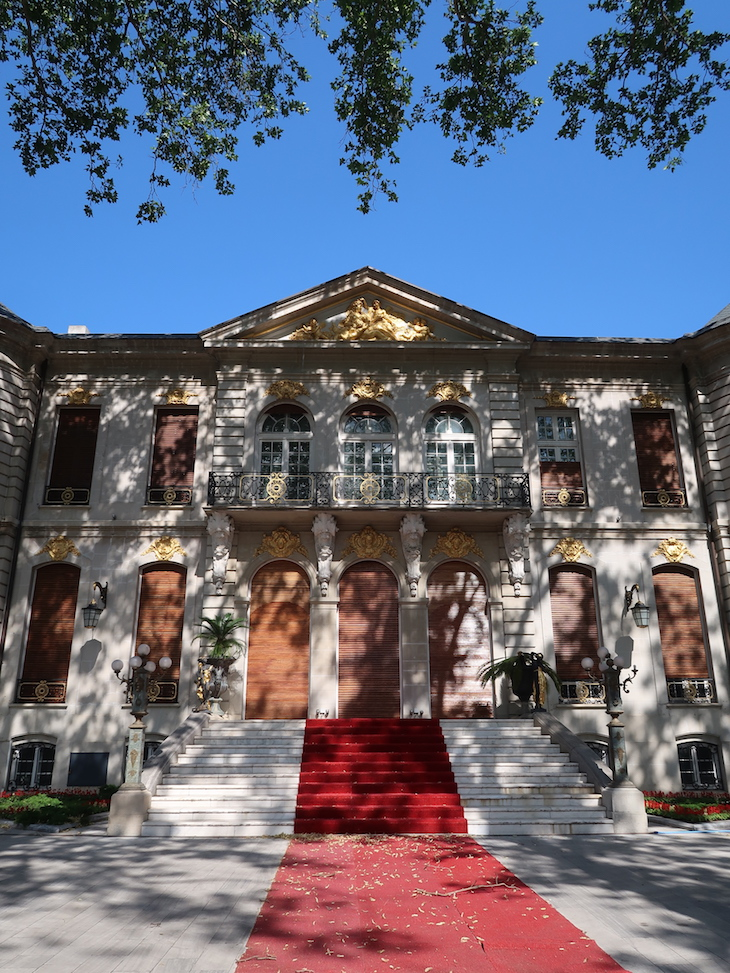 Casa Manu-Auschnitt Bucareste - Roménia © Viaje Comigo