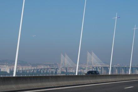 Ponte Vasco da Gama - Portugal © Viaje Comigo