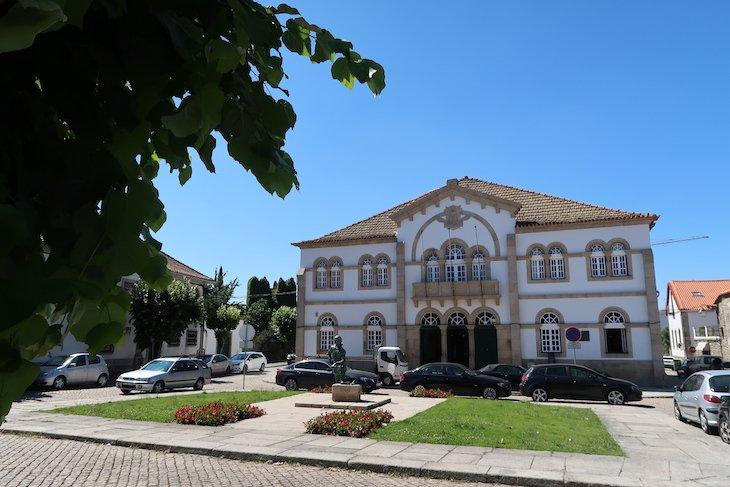 Paços do Concelho - Aldeia Histórica de Trancoso - Portugal © Viaje Comigo
