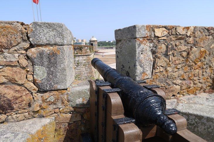 Forte de São Francisco Xavier - Castelo do Queijo - Porto © Viaje Comigo