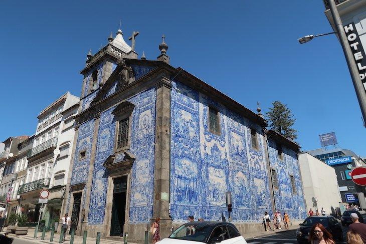 Capela Almas Porto © Viaje Comigo