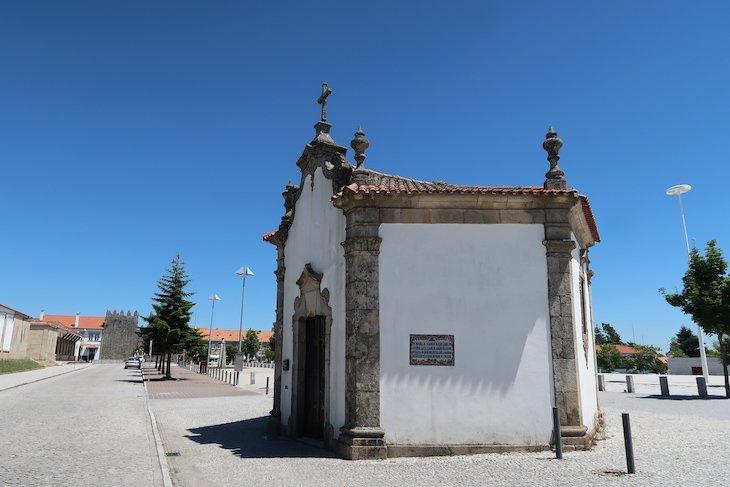 Capela de S. Bartolomeu - Aldeia Histórica de Trancoso - Portugal © Viaje Comigo