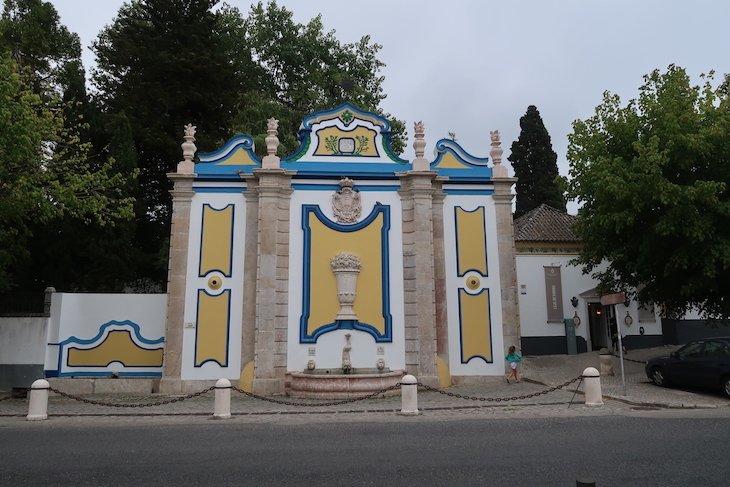 Fonte dos Pasmados - Vila Nogueira de Azeitão - Portugal © Viaje Comigo