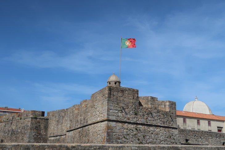 Forte de São João da Foz do Douro / Castelo da Foz, Porto - Portugal © Viaje Comigo