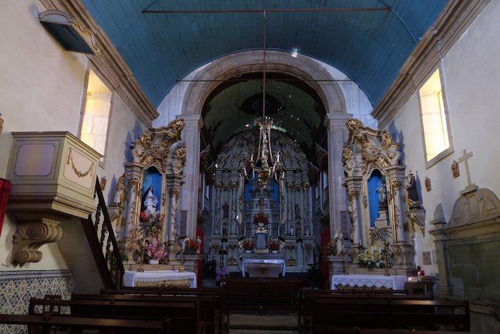 Igreja de S. Pedro - Trancoso - Portugal © Viaje Comigo
