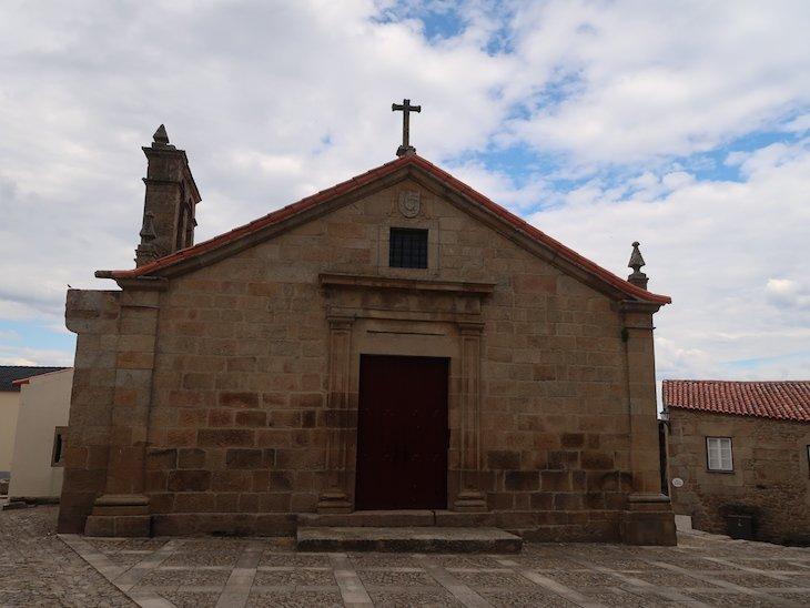 Igreja de S. Vicente - Castelo Mendo - Portugal © Viaje Comigo