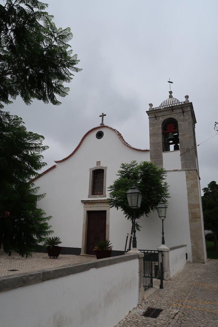 Igreja de S. Lourenço - Vila Nogueira de Azeitão - Portugal © Viaje Comigo